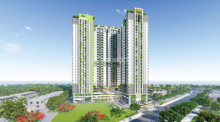 dự án căn hộ Phú Đông Sky Garden Bình Dương