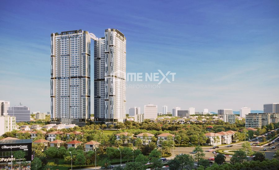 Dự án căn hộ chung cư Happy One Central Phú Hòa