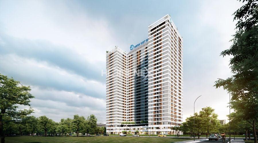 Dự án căn hộ chung cư Icon Plaza