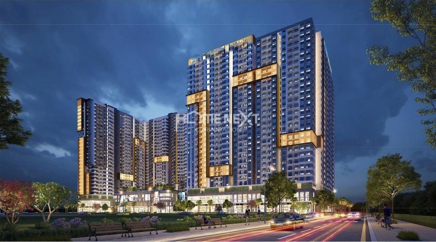 Hình ảnh phối cảnh dự án Anderson Park Thuận An