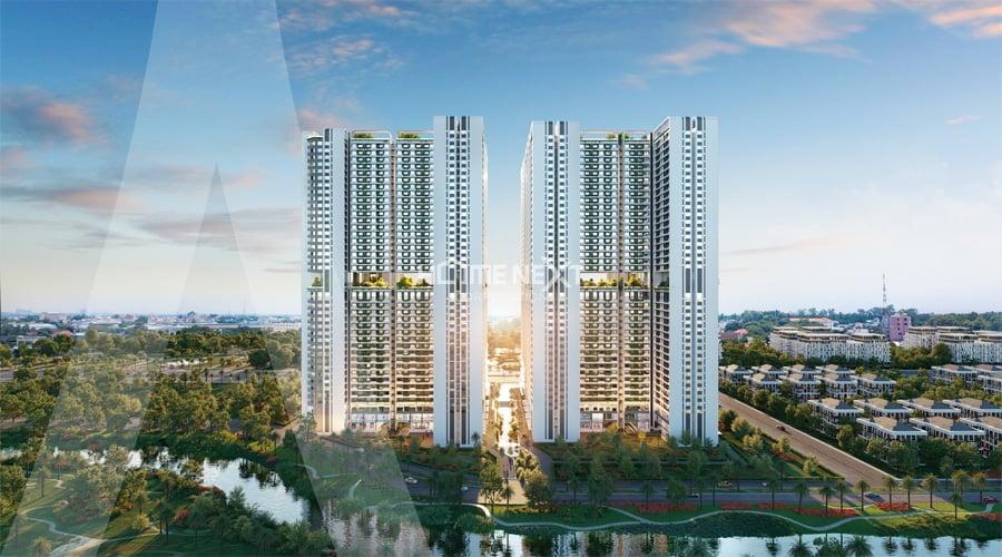 Dự án căn hộ chung cư Astral City