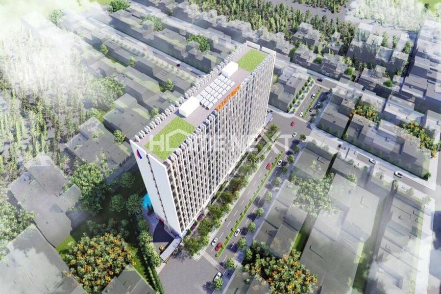 Phối cảnh dự án căn hộ văn phòng TechPort City tại Tân Uyên