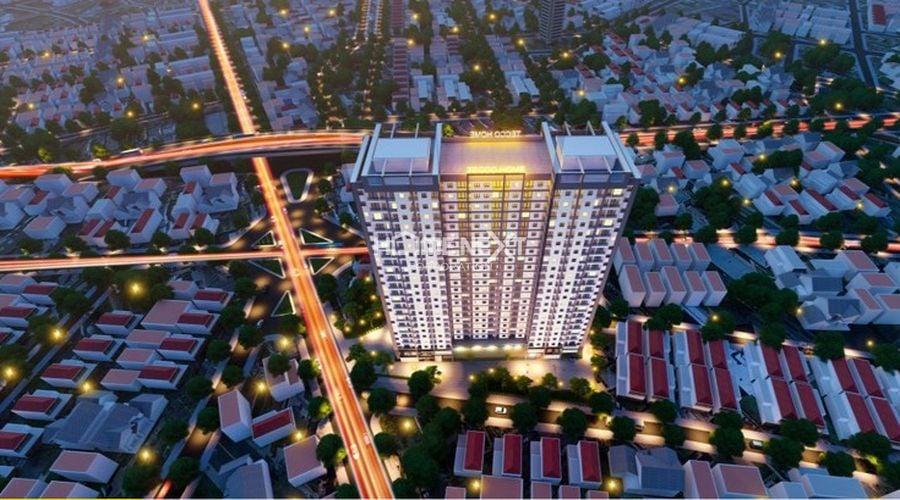 Phối cảnh dự án Tecco Home An Phú