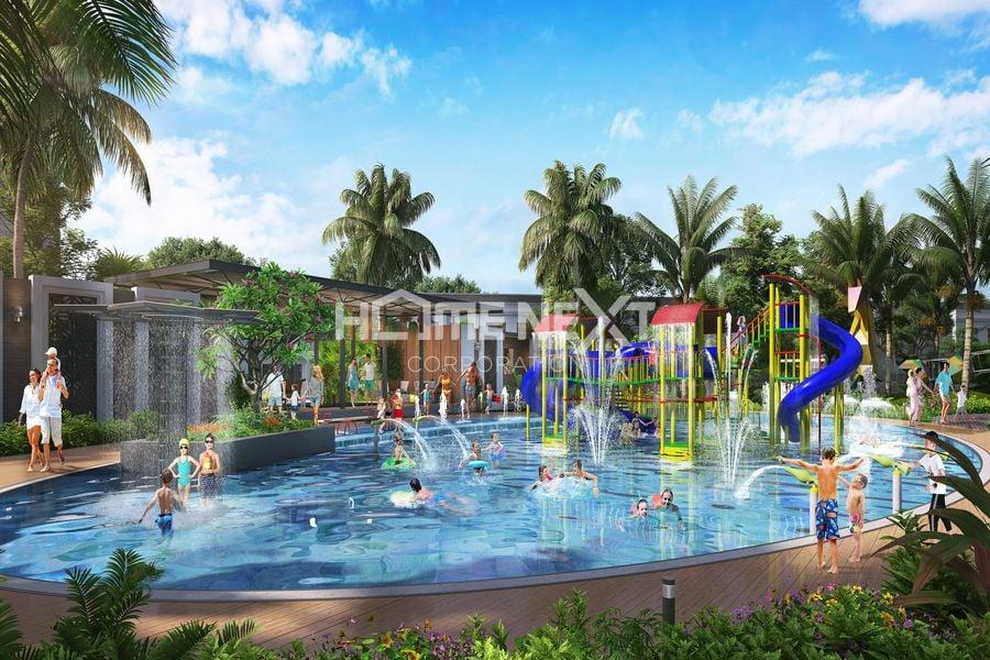 Tiện ích nội khu dự án Đại Phước Molita hiện hữu phục vụ đời sống cư dân