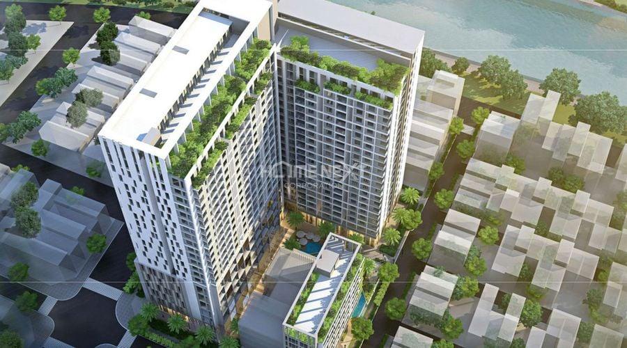 Phối cảnh dự án Phú Đông Premier