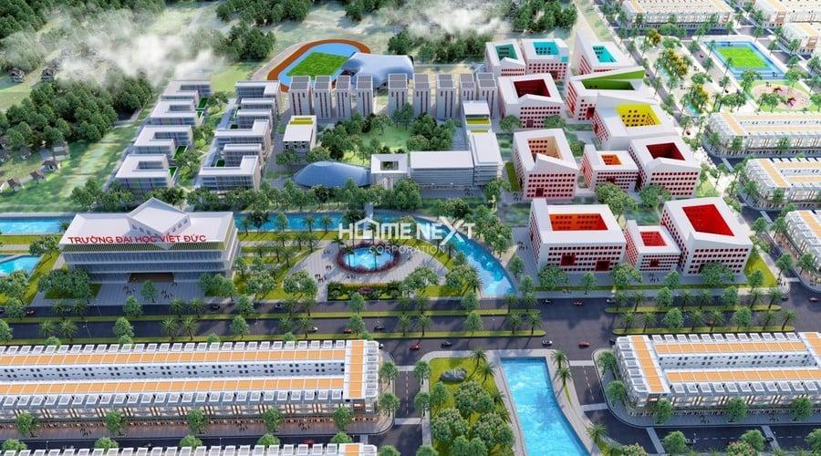 đại học Việt Đức bình dương