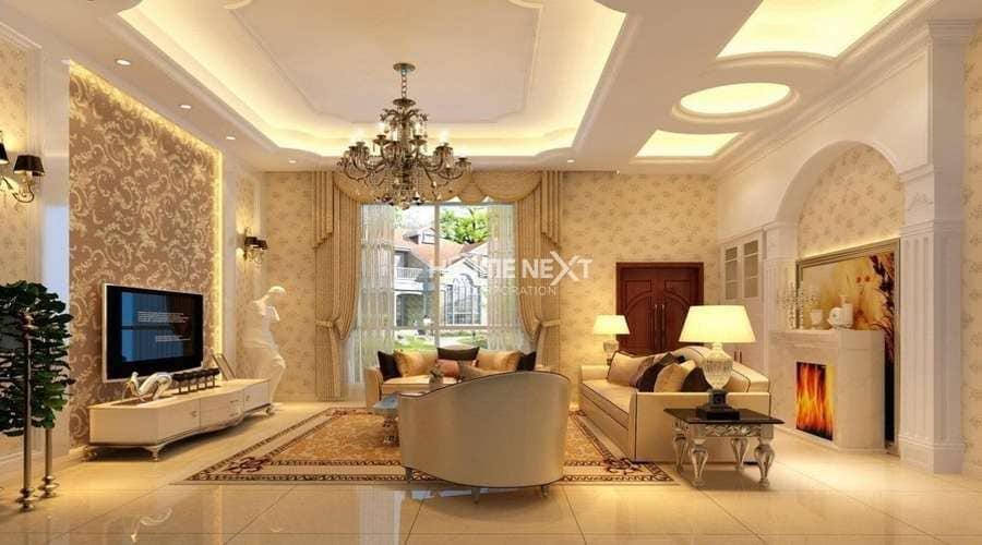 Các nội thất theo phong cách cổ điển đều rất kỳ công và tinh tế