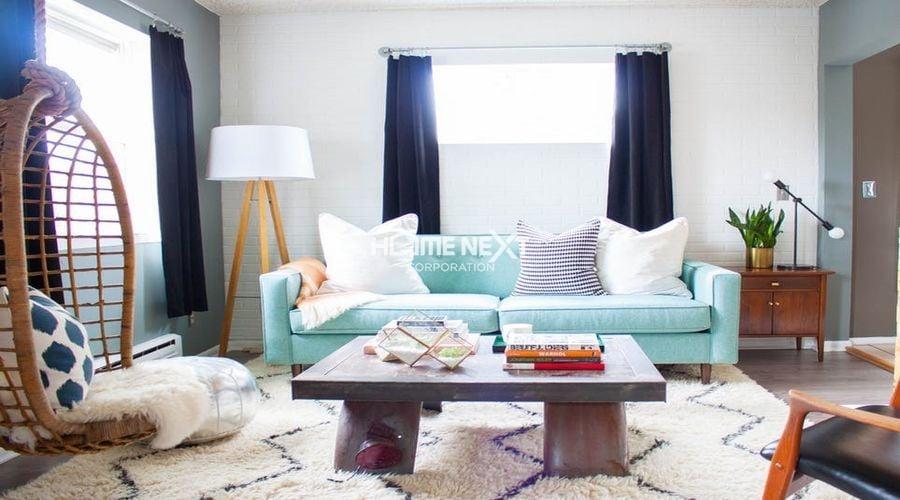Eclectic là phong cách nội thất thể hiện sở thích cá nhân