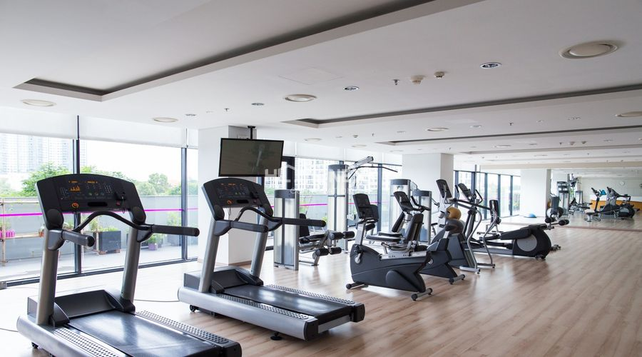 Khu Tập Gym tại The Emerald Golf View