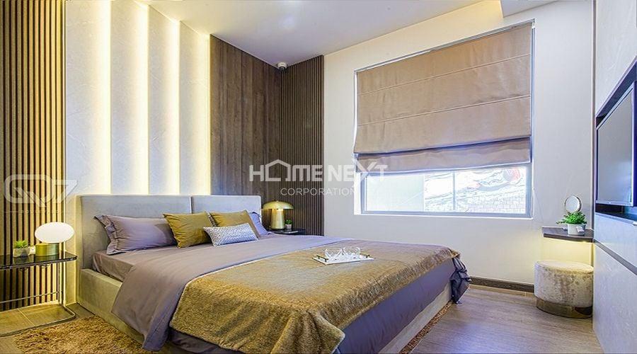 Căn hộ mẫu của chung cư 9X Ciao Bình Dương - phòng ngủ nhỏ