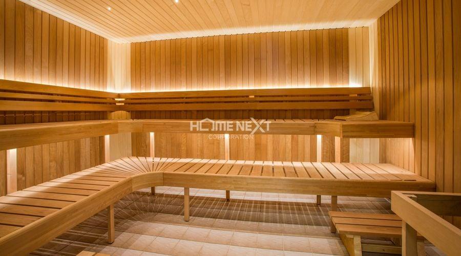 Tiện ích phòng xông hơi (sauna) tại The Emerald