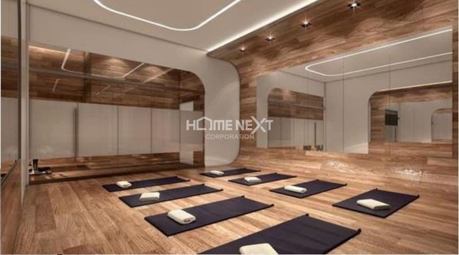 Phòng tập yoga theo tiêu chuẩn Nhật Bản