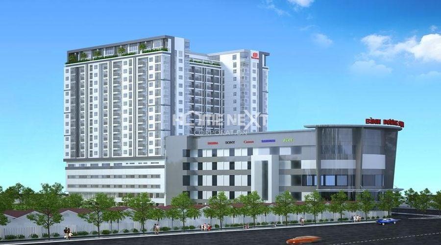 Căn hộ chung cư Phú Cường (Biconsi)