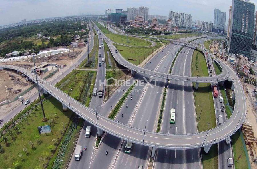 Quy hoạch kết cấu hạ tầng quốc gia
