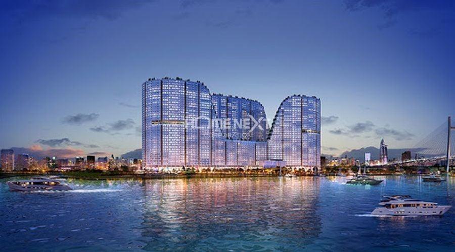 River City đẳng cấp căn hộ ven sông Sài Gòn tại Quận 7
