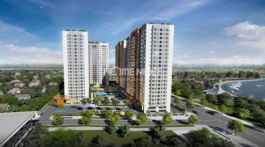 Dự án căn hộ Sacom Bình Thắng