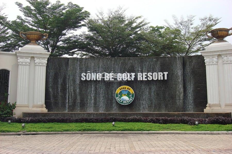 Sân Golf Sông Bé, Thành phố Thuận An, Bình Dương