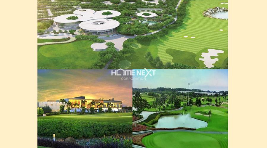 Tổ hợp sân Golf Twin Doves và sân Harmonie Golf Park tại Phú Mỹ