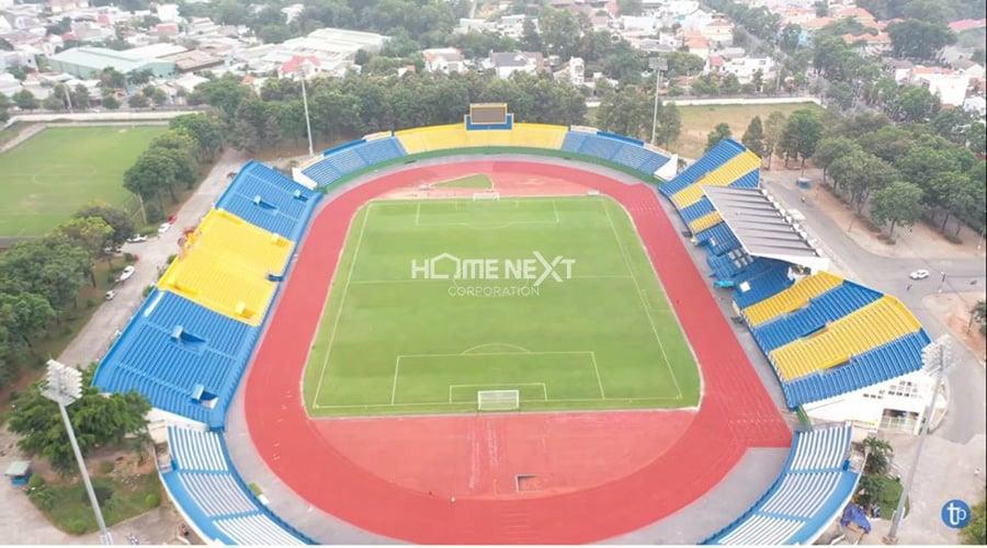 Sân vận động tỉnh Bình Dương