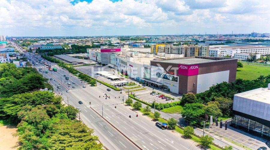Siêu thị Aeon Mall Bình Dương