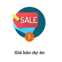 giá bán dự án