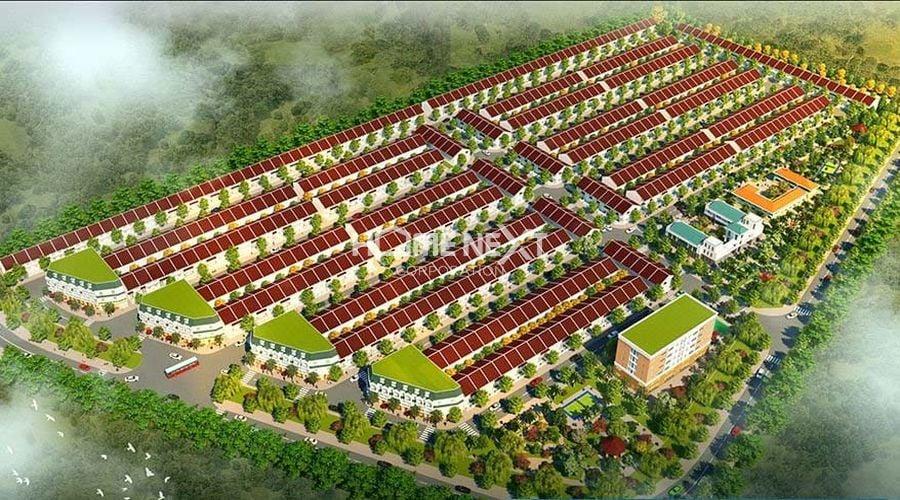 Dự án khu nhà ở Tài Lộc