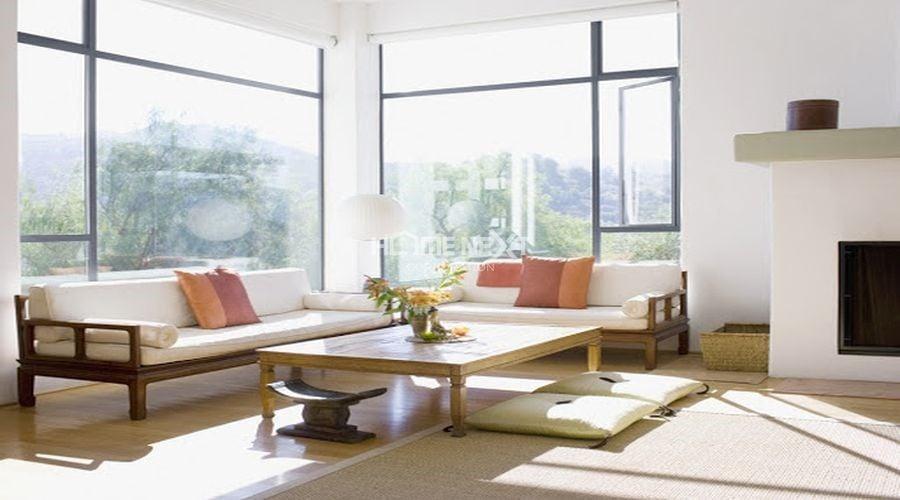 Ánh sáng là một yếu tố quan trọng trong thiết kế nhà ở