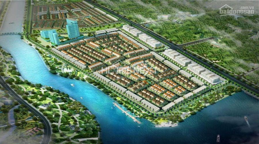 Dự án The Oasis City Bình Dương