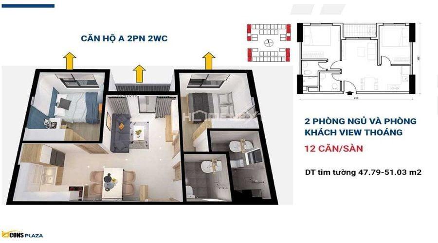 Thiết kế căn hộ A