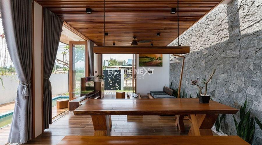Thiết kế đảm bảo cho ngôi nhà đủ ánh sáng và không khí