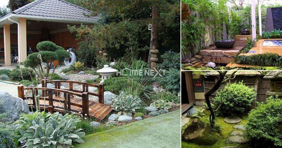 Sân vườn không chỉ đẹp mà còn phải hợp phong thủy