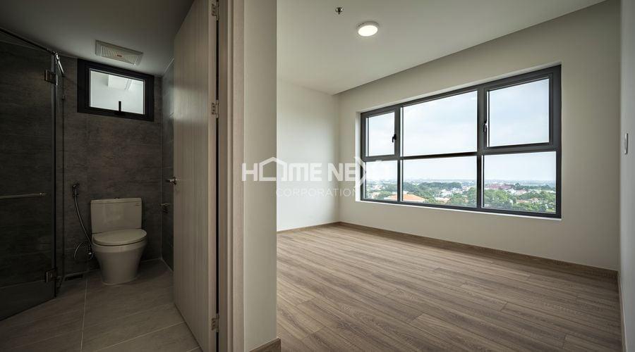 Không gian căn hộ Compass One đã hoàn thiện