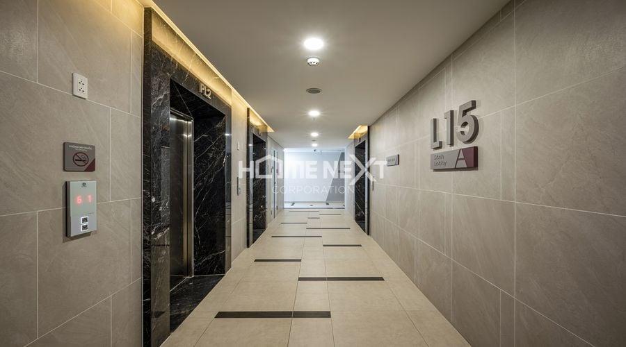 Thực tế căn hộ đã hoàn thiện tại chung cư Compass One