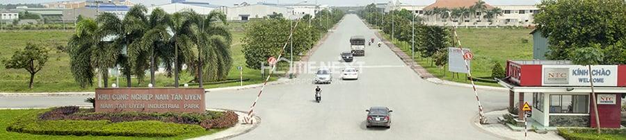 Khu công nghiệp Nam Tân Uyên