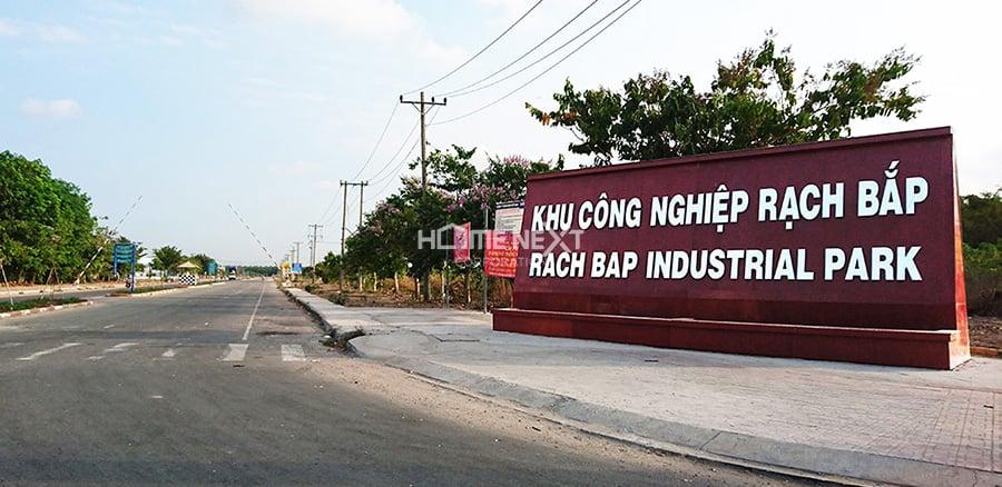 Khu công nghiệp Rạch Bắp Bến Cát