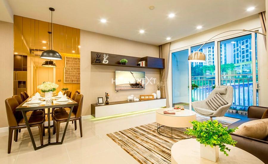 Cho thuê căn hộ Luxury Residence Bình Dương