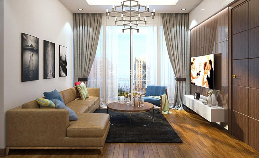 Cho thuê căn hộ City Tower Bình Dương