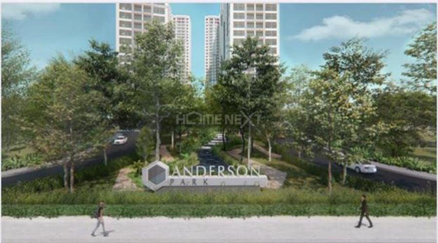 Cổng chào của Anderson Park