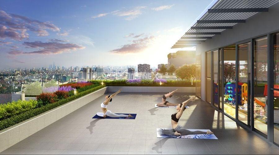 tiện ích nội khu dự án căn hộ Phú Đông Sky Garden Bình Dương