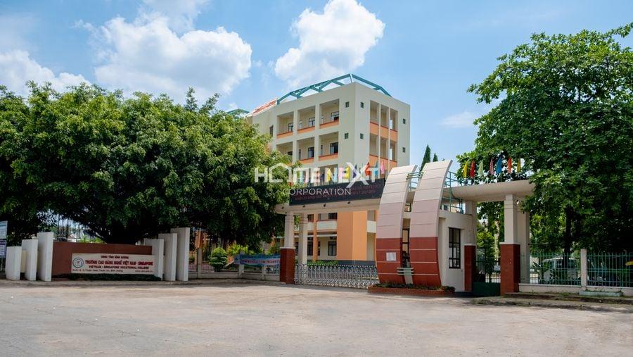 Trường cao đẳng nghề Việt Nam - Singapore