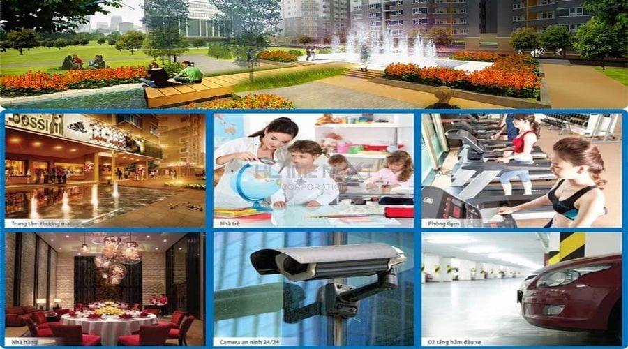 Tiện ích hoàn hảo tại dự án Star Tower Thuận An