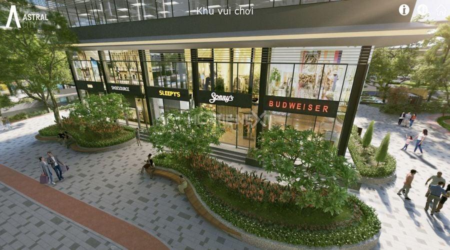 trung tâm thương mại astral city