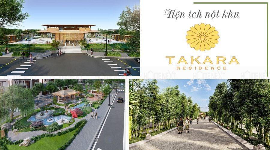Takara Residence sở hữu những dịch vụ đẳng cấp, xứng tầm