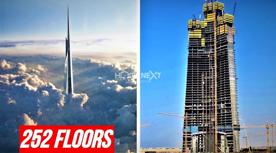 Tòa nhà cao nhất thế giới - Kingdom Tower