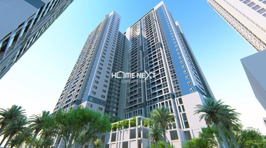Tòa nhà chung cư cao cấp Charm Diamond City