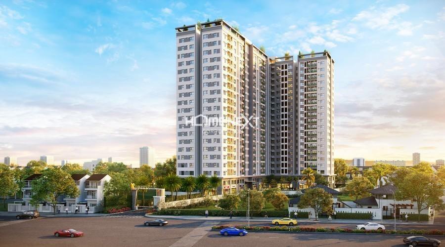 Dự án căn hộ Happy One Phú Hòa
