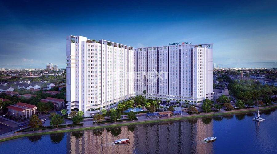Tòa chung cư Marina Tower Bình Dương