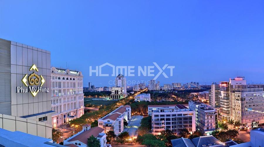 Tòa nhà công ty Phú Mỹ Hưng