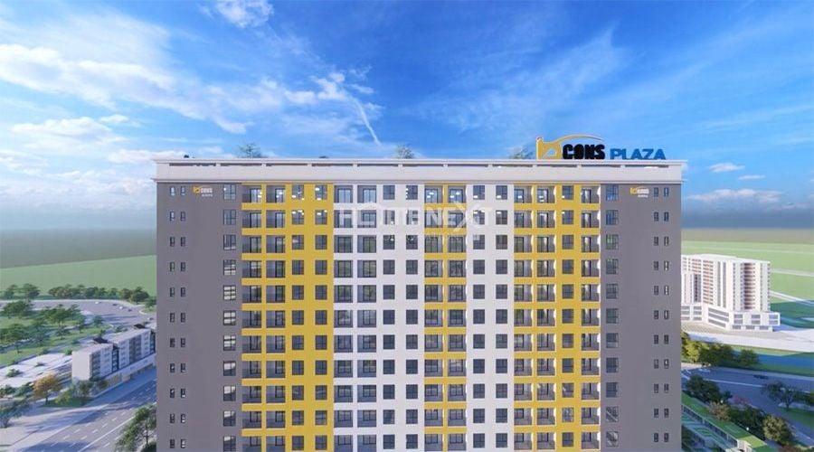 Mỗi căn hộ của dự án đều có ban công riêng biệt