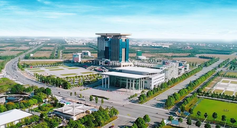 Trung tâm hành chính tập trung đầu tiên tại Việt Nam